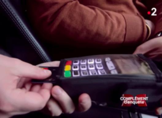 Complément denquête x Mooncard - La fraude aux notes de frais